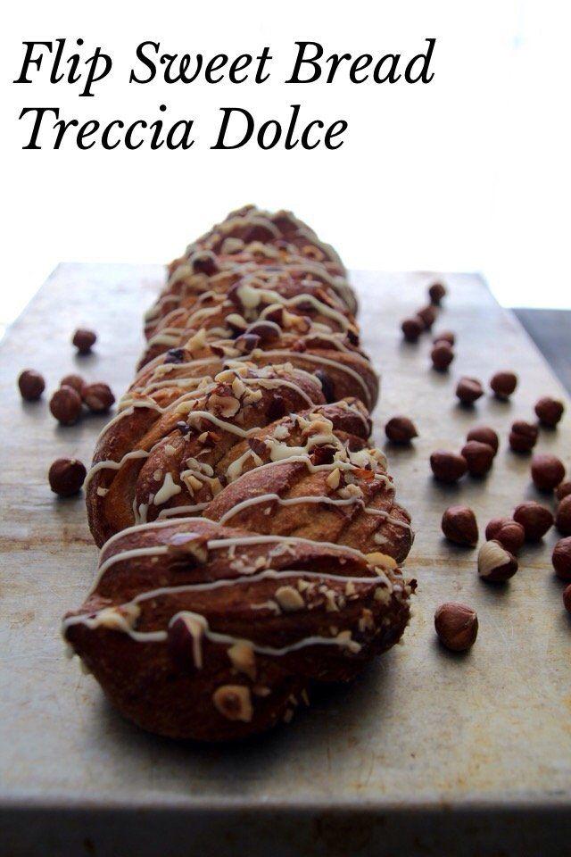 Flip sweet Bread #recake2.0 #stellers #trecciadolce