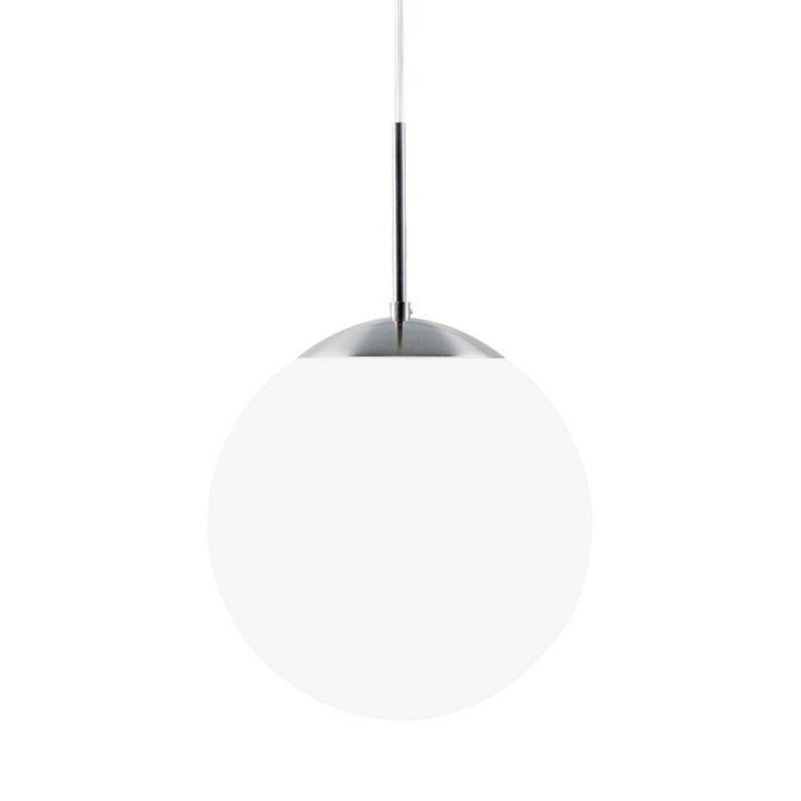 TAKLAMPA/PENDEL NORDLUX CAFE 20 OPALVIT 60W E27 - Pendel - Taklampa - Inomhusbelysning - Belysning
