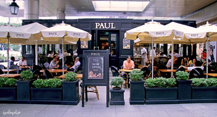 Paul Bakery is now open in Jakarta, since December 2013