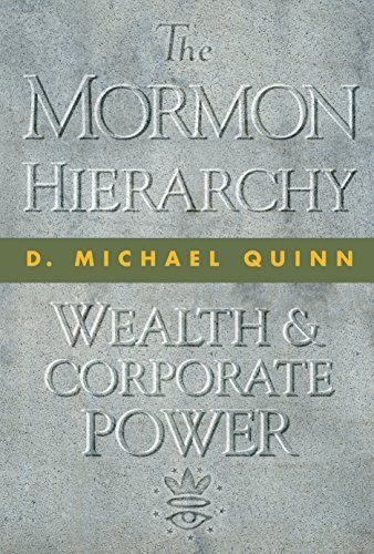 Shared via Kindle. Description: Early in the twentieth century, it was possible for Latter-day Saints to have lifelong associations with businesses managed by their leaders or owned and controlled by the church itself. For example, one could purchase engage...