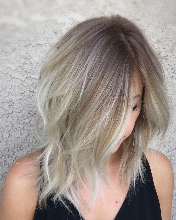 sandy blonde hair ideas
