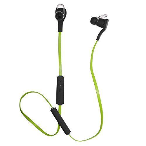 Sale Preis: iProtect Wireless Bluetooth In-Ear Kopfhörer Stereo Headset Sport mit Freisprechfunktion in schwarz und grün. Gutscheine & Coole Geschenke für Frauen, Männer & Freunde. Kaufen auf http://coolegeschenkideen.de/iprotect-wireless-bluetooth-in-ear-kopfhoerer-stereo-headset-sport-mit-freisprechfunktion-in-schwarz-und-gruen