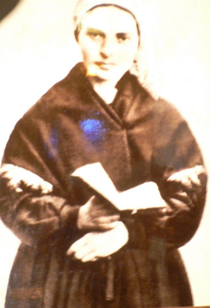 Saint Bernadette   Incorrupt Saints St. Bernadette Body of saint bernadette.