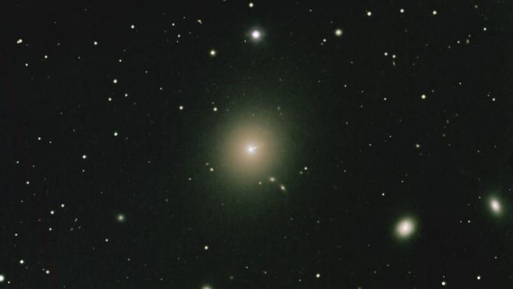 Messier 87 – Spektrum der Wissenschaft