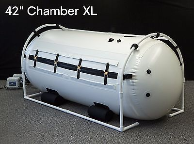 42 Hyperbaric Oxygen Chamber XL - New, Latest Model, Free Shipping
