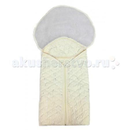 Bombus Конверт на выписку Серебряные сны  — 1870р. -------------  Мягкий и уютный конверт для новорожденного, украшен вышивкой на сетке по краям.   Гипоаллергенная ткань, оптимальное утепление для новорожденного. Утонченный дизайн удовлетворит самый изысканный вкус.  Изумительный дизайн конверта для новорожденного добавят радости и гордости родителям. Конверт простеган, образуя несколько фрагментов, заполненных синтепоном, окружает ребенка приятным теплом. Внутренний слой из хлопкового…