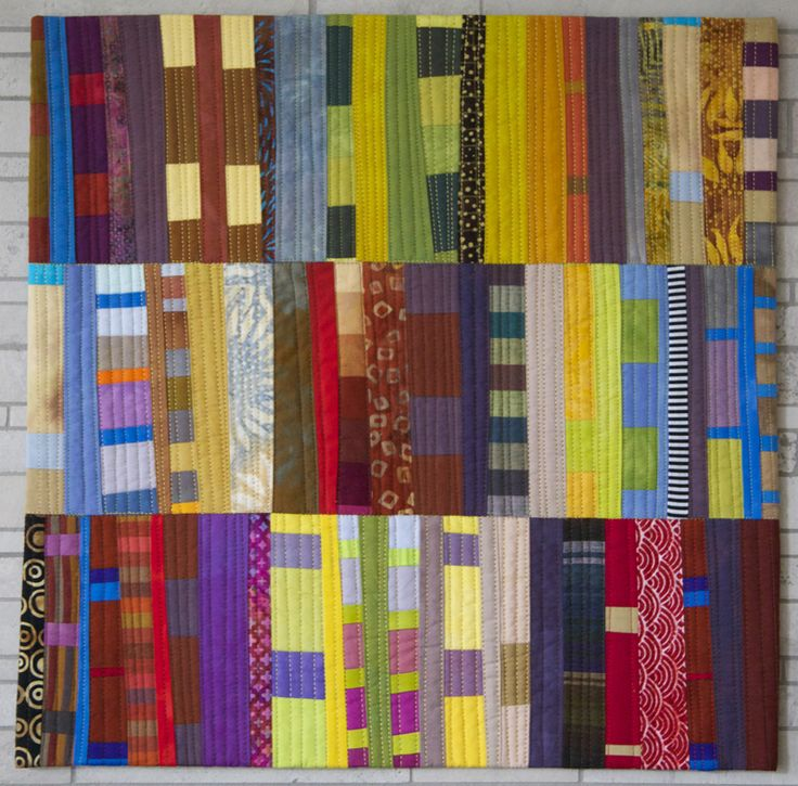 357 Best Strip Quilts Images On Pinterest Jellyroll