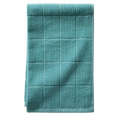 Good Teal / Aqua Blue Kitchen Towels   Www.target.com   $12 For Set