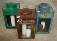 former krupuk cans