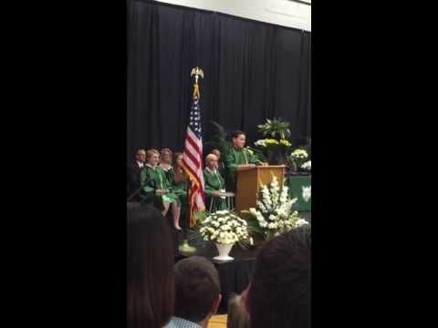 8th-Grader Impersonate Trump, Ted Cruz, Obama, Hillary & Sanders in VIRAL Graduation Speech - YouTube