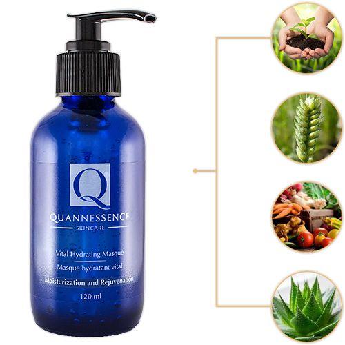 Moisturizers | Hydrating Masque | Healing Properties