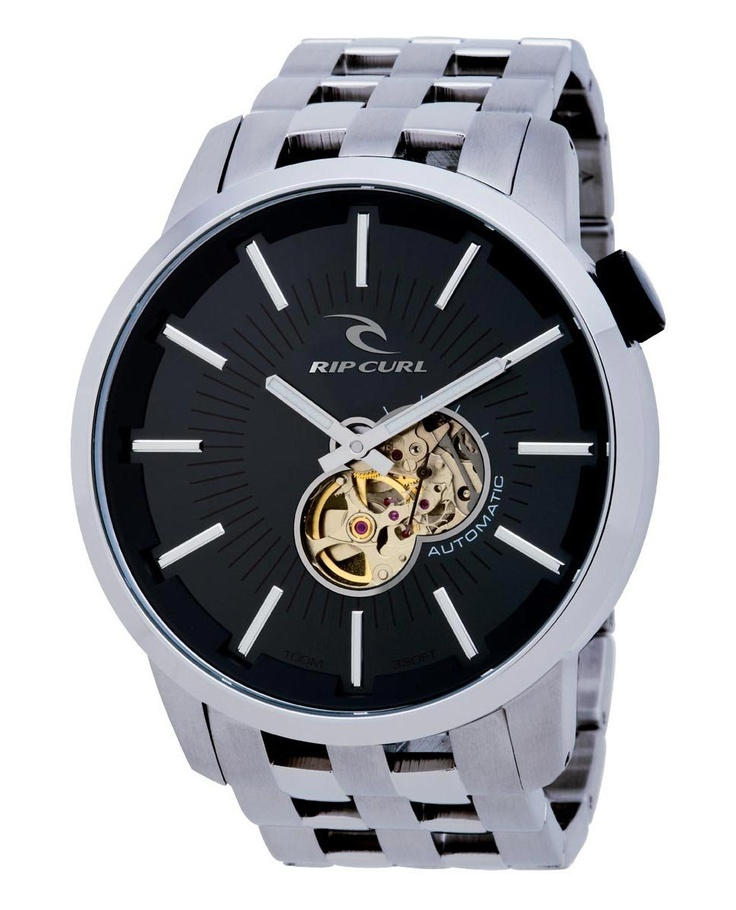 Rip Curl Men's A2405-BLK Detail at http://www.squidoo.com/watches-for-young-men