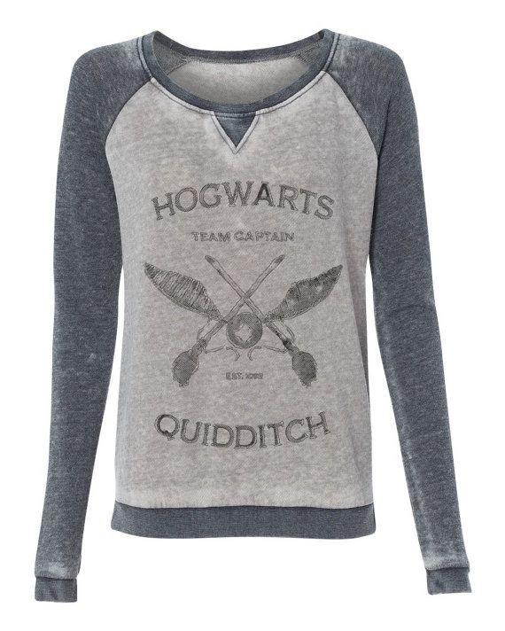NEW STyLE alerte - Harry Potter Quidditch de Poudlard capitaine de l