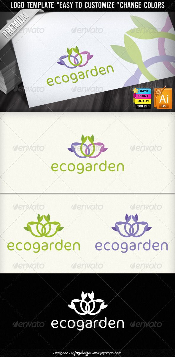 17 Best Images About Garden Logo Inspiration On Pinterest