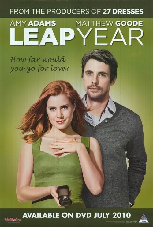 Image detail for -Leap Year movie posters at movie poster warehouse movieposter.com