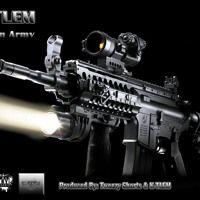 K - TLEM 1 Man Army Prod. By Tweezy Shorts & K - TLEM by K-TLEM on SoundCloud