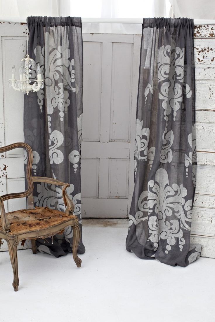 Lush Decor Lake Como Curtains 69 Curated Curtains Cornice Ideas By Aprilgreen01 Lush Valances