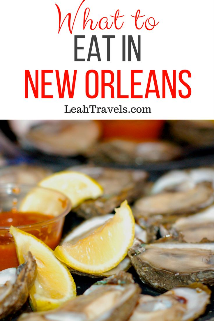 5 Delicious Dishes to Eat in New Orleans -
