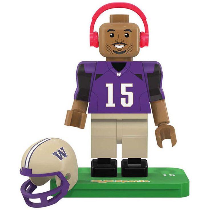 Jermaine Kearse Washington Huskies OYO Sports NCAA Player Figurine
