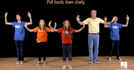 Actividades para Educación Infantil: Bailes paso a paso