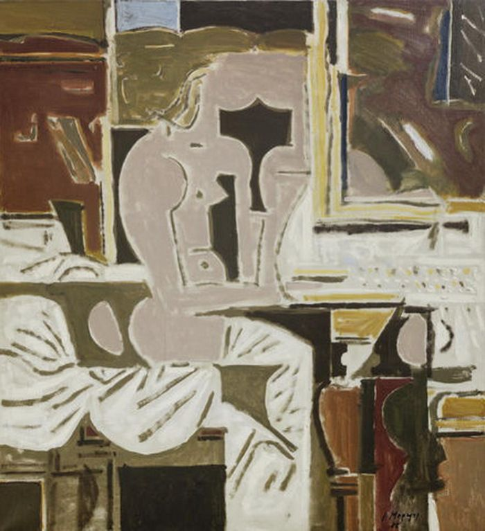 Μόραλης Γιάννης – Yiannis Moralis [1916-2009] Part.II | paletaart3 – Χρώμα & Φώς