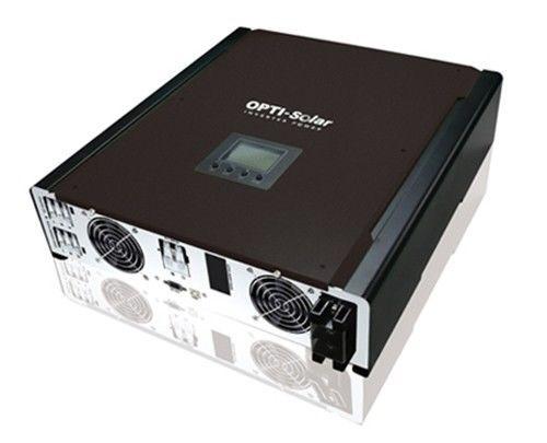 SOLAR HYBRID INVERTER 3000W DC48V On-grid off grid Inverter Energy Storage OPTI