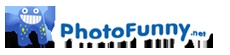 Photofunny.net is a free photo editor. You can create photo funny effects, photo frames and more with your photos.