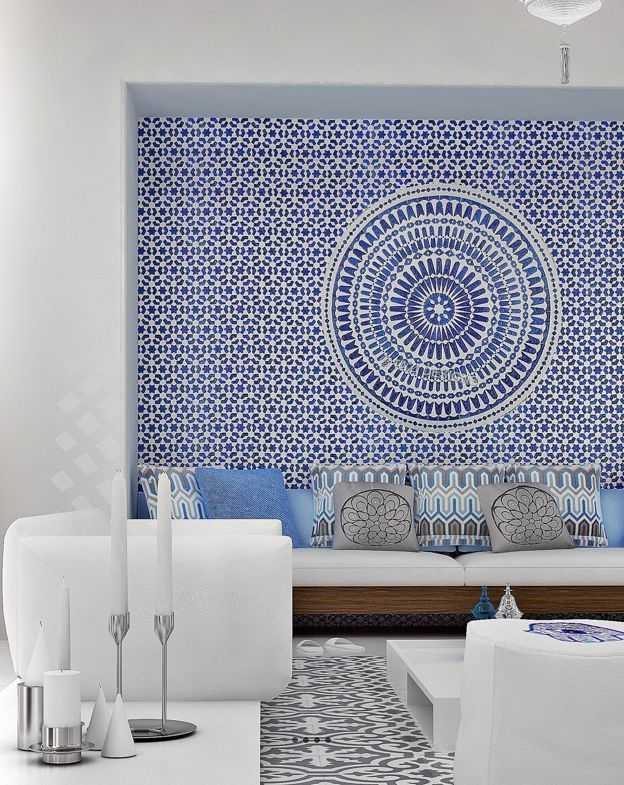 moroccan interiors salon marocain moderne blanc et noir 1 salon marocain moderne blanc et - Model Ede Salon Moderne Blanc