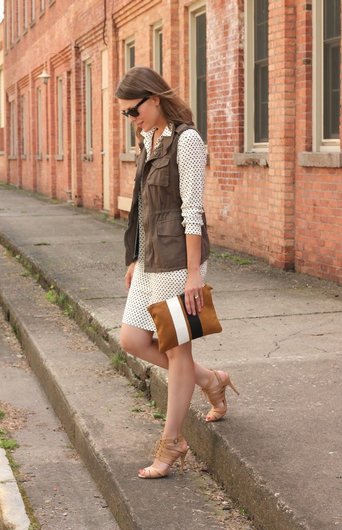 A Gap dress as featured on the blog @PPF Girl