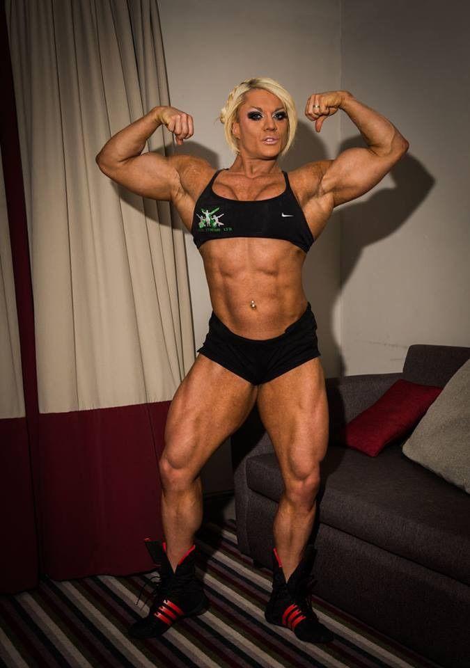 148 best sexy female bodybuilders images on pinterest - Lisa cross fbb ...