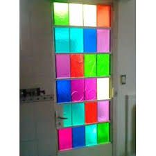 46 best puertas y ventanas antiguas images on pinterest - Puertas con cristales de colores ...