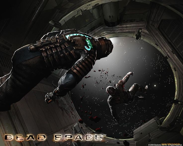 dead, space, видео, игры