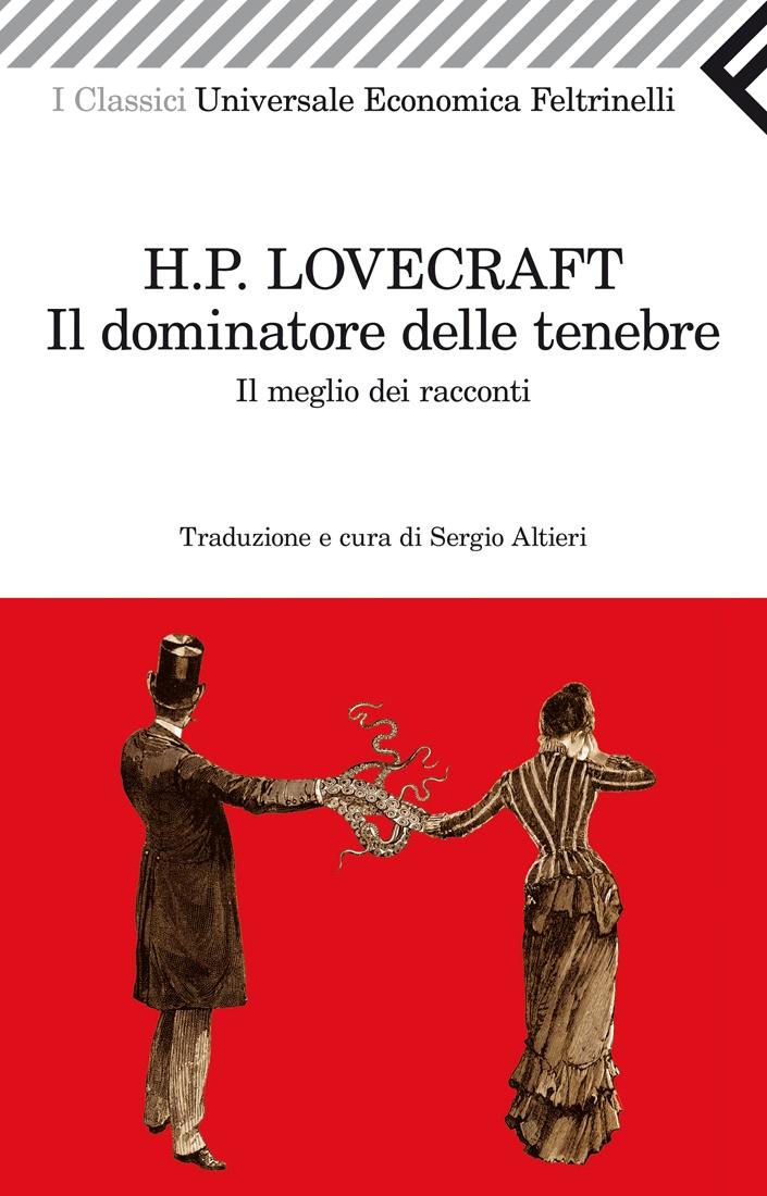 """Howard Phillips Lovecraft, """"Il dominatore delle tenebre - Il meglio dei racconti"""". """"L'orrido attende e sogna nella profondità, mentre la decadenza dilaga sulle brulicanti città dell'uomo"""". Un'antologia, che raccoglie tutto il meglio della vasta produzione di Howard Phillips Lovecraft: un omaggio alla personalità e all'opera di un autore destinato a essere, e a rimanere, una leggenda."""