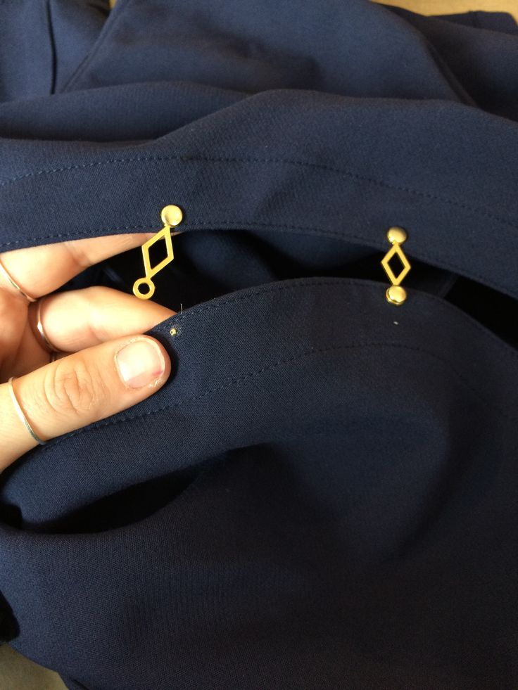 setting chain links on SS'15 production