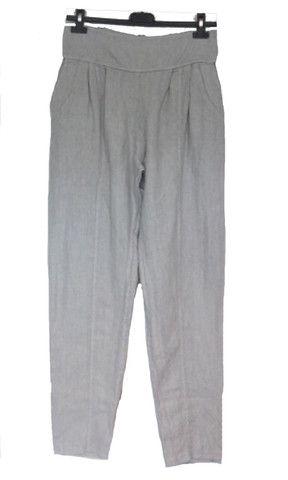 Linen Trousers – Marie - S
