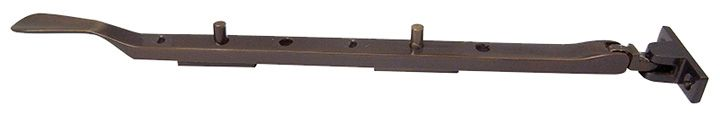 Door Furniture Direct Dark Bronze Casement Stay Arm 250mm Dark bronze casement stay arm for used for opening and closing a window. length measures 250mm. Screws and pins included. http://www.MightGet.com/january-2017-12/door-furniture-direct-dark-bronze-casement-stay-arm-250mm.asp