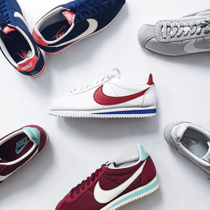 Sneakers femme - Nike Cortez collection (©leblogdelucinda)