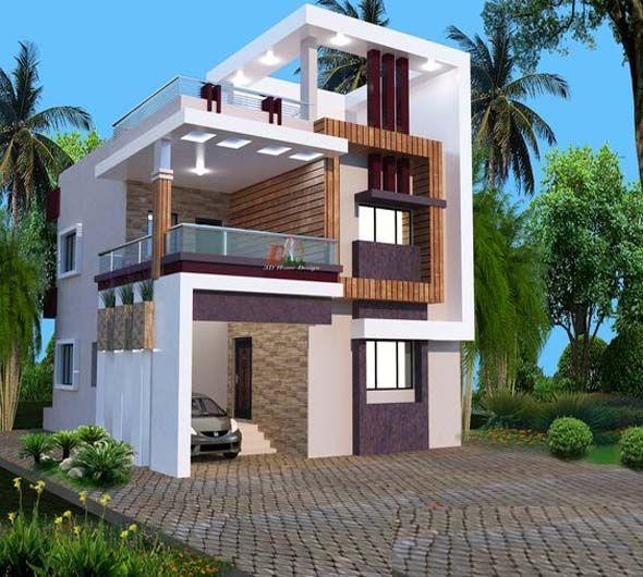 Pretty Beach House Ideas To Inspire You Duplex House Design Bungalow House Design Indian House Plans