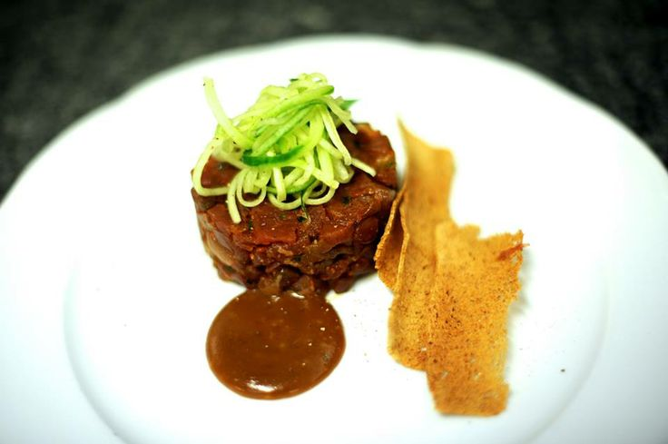 Spicy Tuna Tartare #spicy #tuna #tartare #fresh #food #foodstyling #design