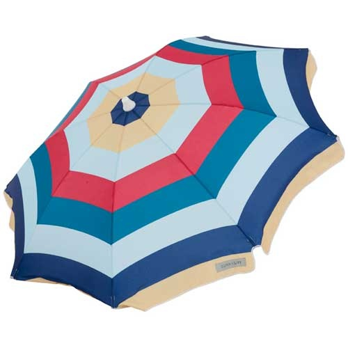 Sunnylife Beach Umbrella  170x170x150cm  Polyester Steel  $79.95