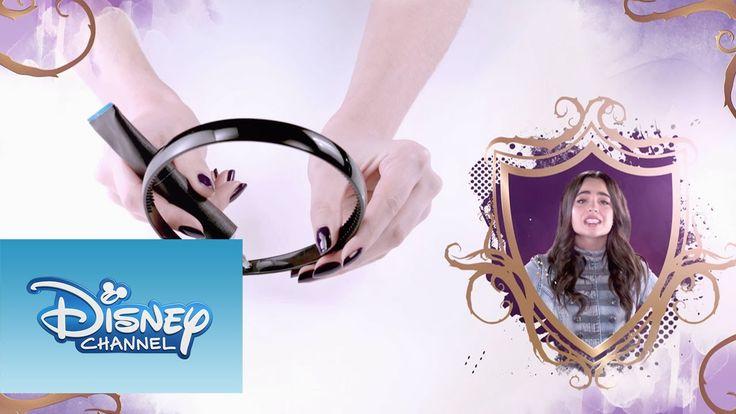 Arma tu diadema inspirada en los looks de Descendientes. Sitio oficial de Disney Channel: http://www.disneylatino.com/disneychannel/ Síguenos en Facebook: ht...