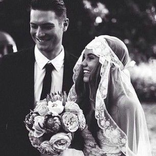 From veils. | All The Boho Wedding Inspiration You Could Possibly Need