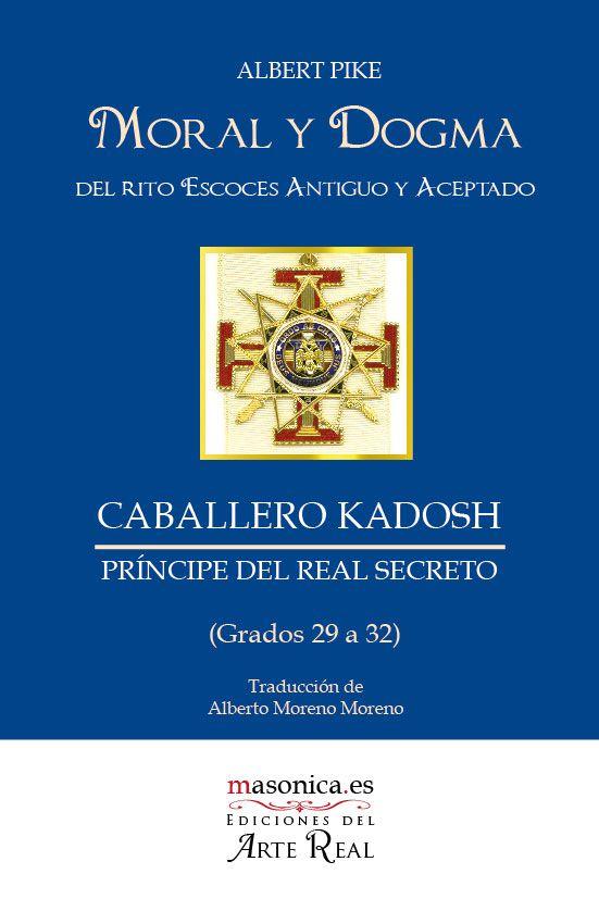 Hace doscientos años se supo que los Caballeros Kadosh eran los Templarios bajo otra denominación, de forma que el Grado fue proscrito y quedó como una ceremonia vestigial. Al igual que el resto de órdenes secretas, tenían dos doctrinas: una oculta, que eran las enseñanzas joánicas, y otra pública, que era el Catolicismo Romano. Los Templarios profesaban unas ideas que rápidamente les harían ganar adeptos, pues simpatizaban con los credos destronados, prometiendo libertad de conciencia a…