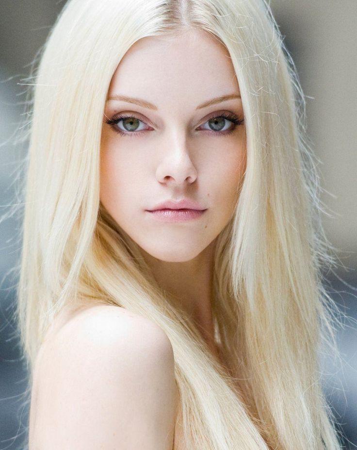 Blonde Pale Teen