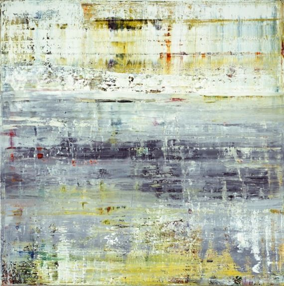 Gerhard Richter, Cage 02, Tate Gallery, London