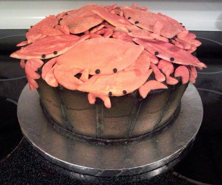 Bushel of crabs cake