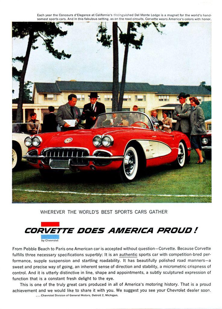457 best images about Lovin Me a Corvette on Pinterest  Chevy