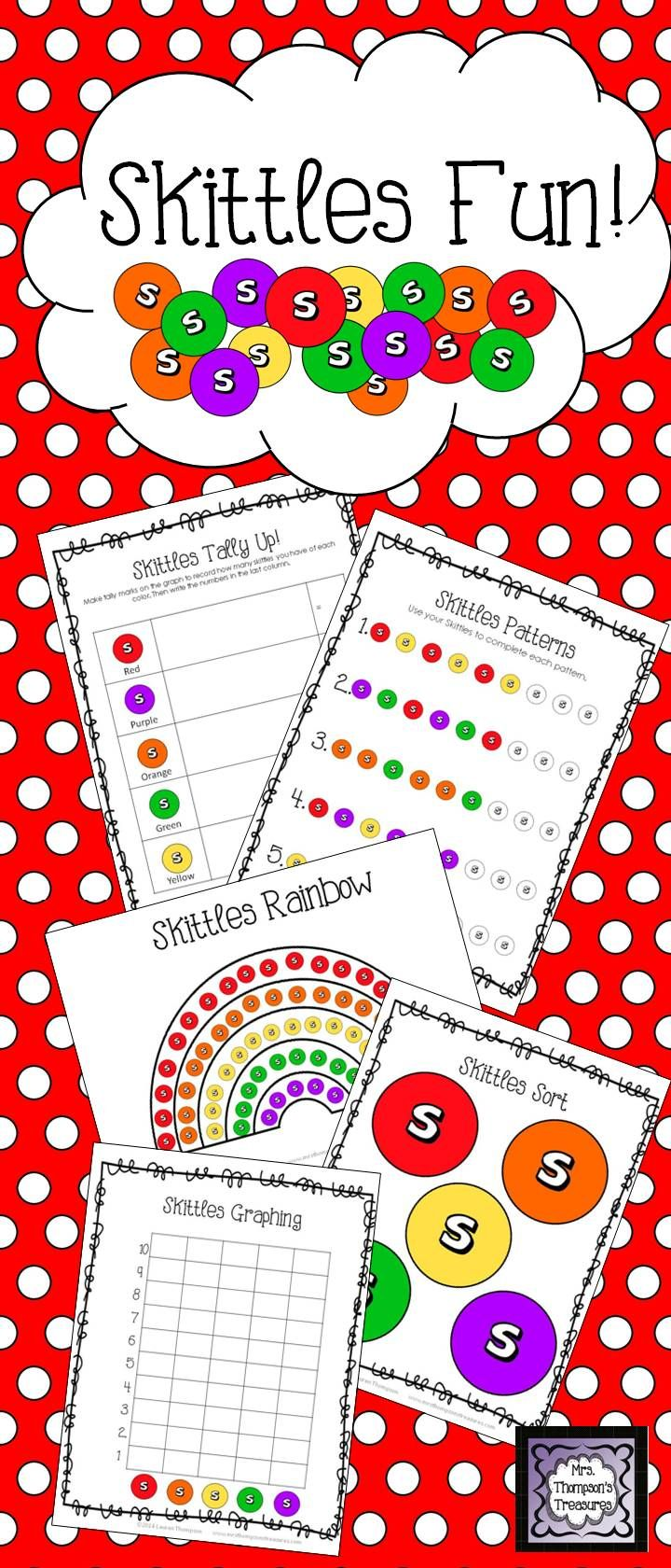 Includes estimation class activity sorting mat tally chart graphing