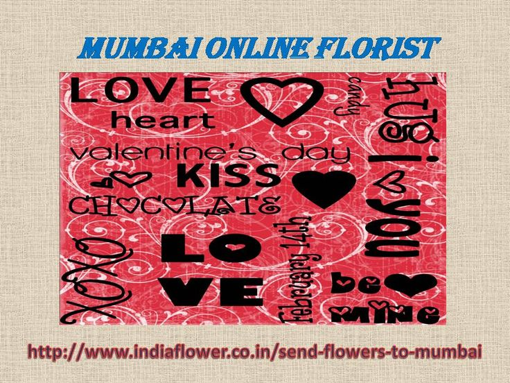 http://www.indiaflower.co.in/send-flowers-to-mumbai Mumbai online florist is the world best online florist in india. I think Mumbai online florist gives you better function in any occasions. You can send flowers to Mumbai to your lover and relatives.gET mORE iNFORMATION http://www.indiaflower.co.in/send-flowers-to-mumbai