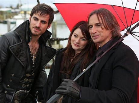 Once Upon a Time Season 3 Starts Filming Today — Stars React!